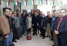 Photo of الأمين العام يلتقي كوكبة من الرفاق القدامى المؤسسين و أصدقاء الحزب في الشمال