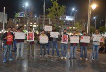 Photo of شبيبة حزب الوحدة تنظم حملة تفاعلية في جبل الحسين في ذكرى معاهدة وادي عربة